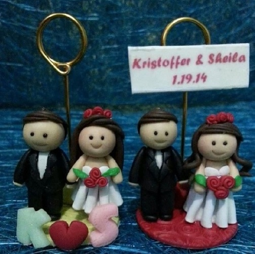 Photo Holder Wedding Giveaways